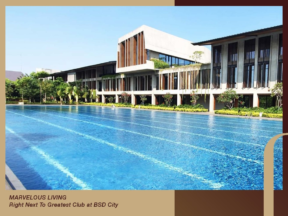 Quantis swimming pool