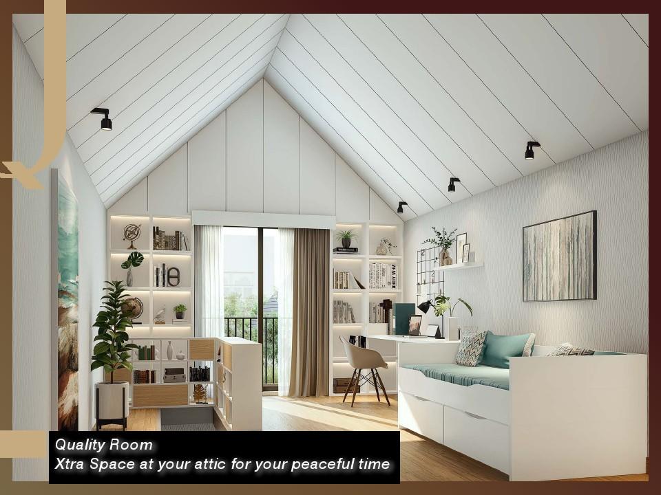 attic room quantis