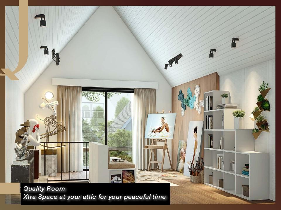 quality room quantis
