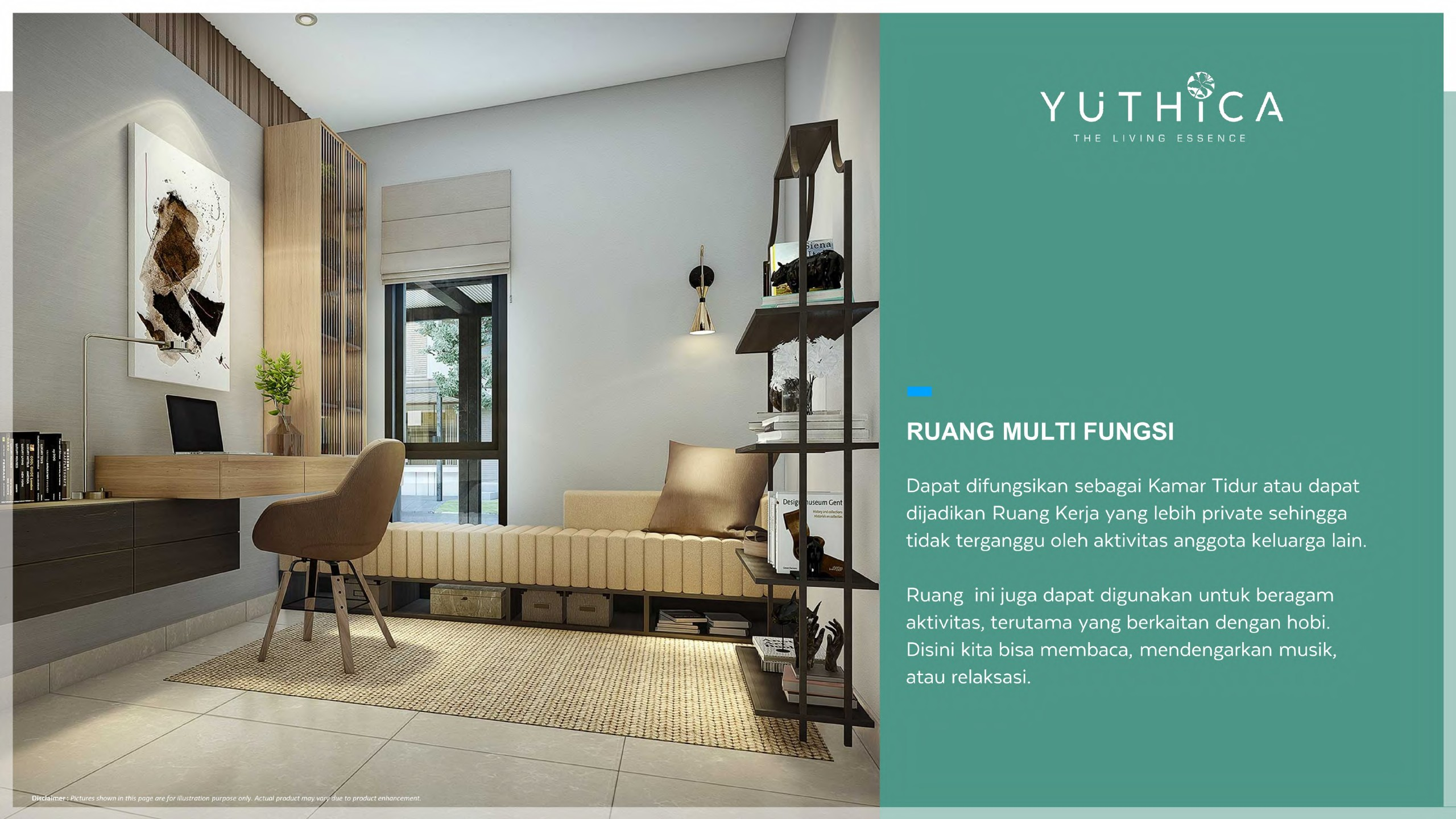 multi function room yuthica